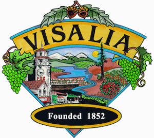 City of Visalia Logo